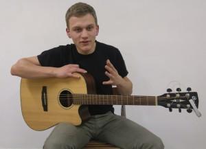 Grzegorz Myszor - Gitara i jakzagrac pl