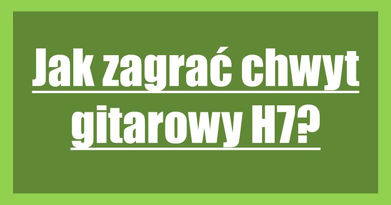 Chwyt h7
