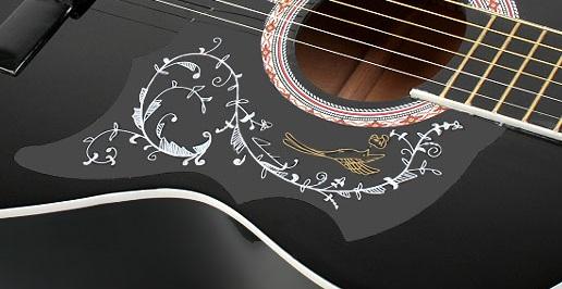 łezka w gitarze