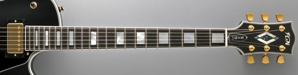 gryf w gitarze